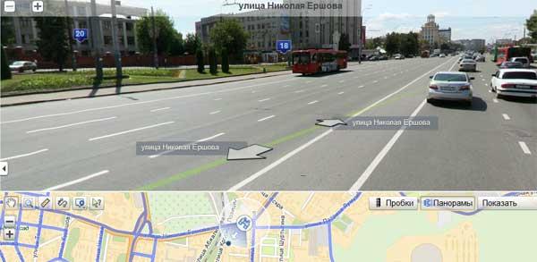 Разъяснения ГИБДД выезда на полосу для общественного транспорта