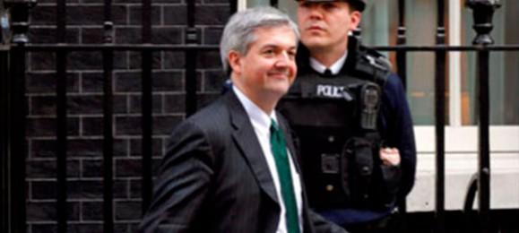 Министра энергетики Велекобритании