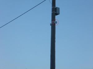 Камера кукушка возле Парка Победы