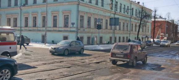 Дороги в Казани