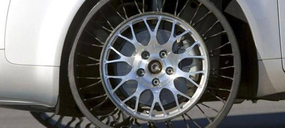 Ученые разработали новые виды шин