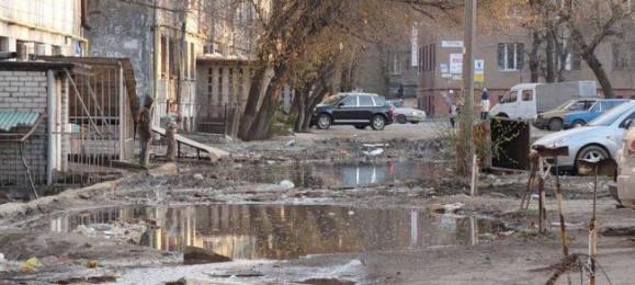 Дороги в Волгограде