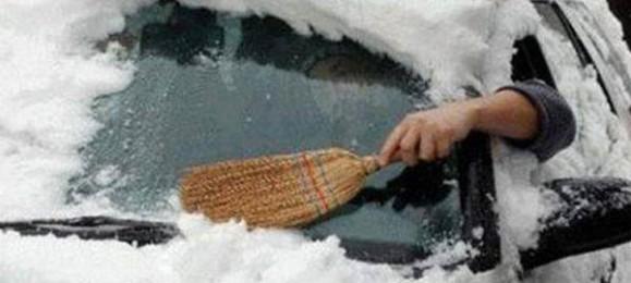 Зима. Автомобиль