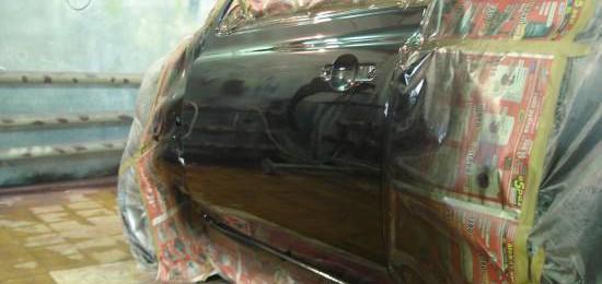 Покрасить автомобиль