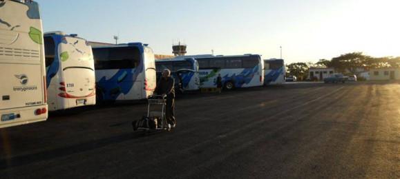 Автобусы. Автовокзал.