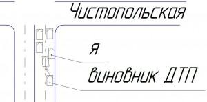 ДТП на Бондаренко