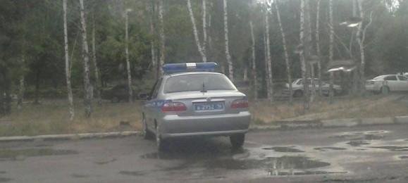 ППС. Полиция.