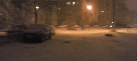 Ночной гул в Казани
