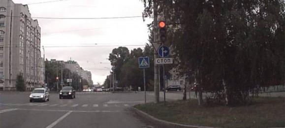 Модернизация светофоров