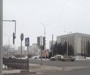 ДТП.  ул. Короленко и ул. Волгоградская