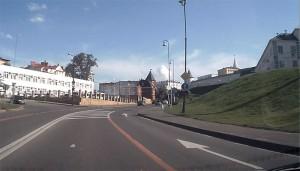 Непонятная разметка в Казани