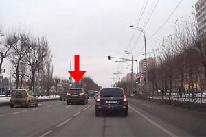 За сколько метров нужно включать поворотник?