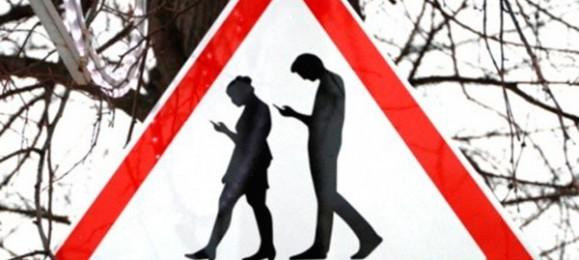 """Дорожный знак """"Осторожно зомби"""""""