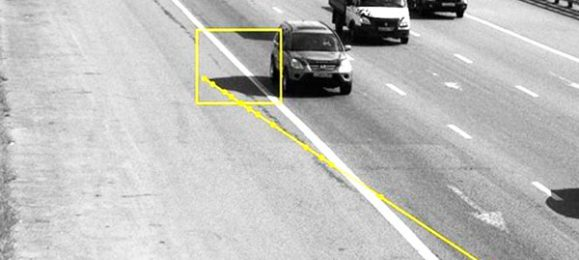 Камеры ГИБДД оштрафовала тень от автомобиля